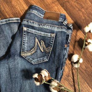Maurice's bootcut Jeans-7/8 Reg